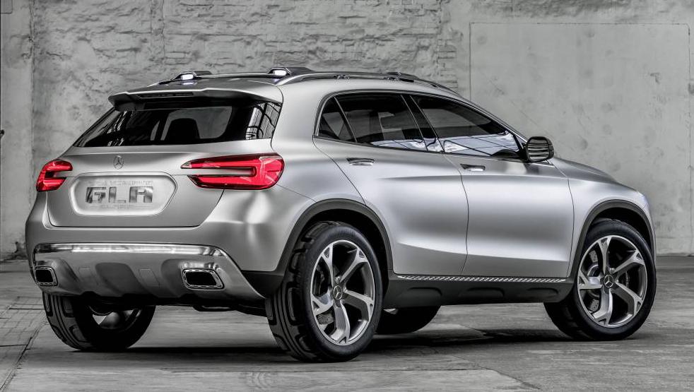 Mercedes-Benz-GLA-Concept