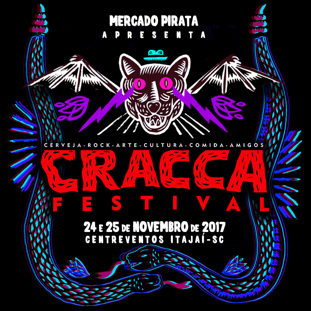 CRACCA Festival traz som de primeira para amantes do rock independente